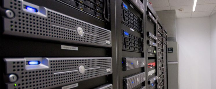 We're Open New Data Center