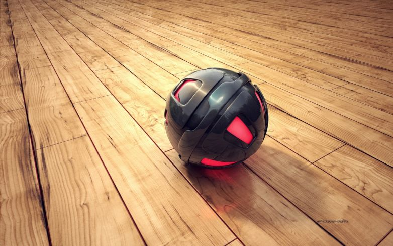 3D Sphere Wallpaper