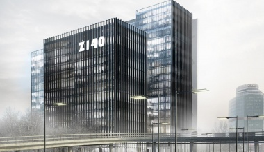 Z140--Office Building, Warsaw