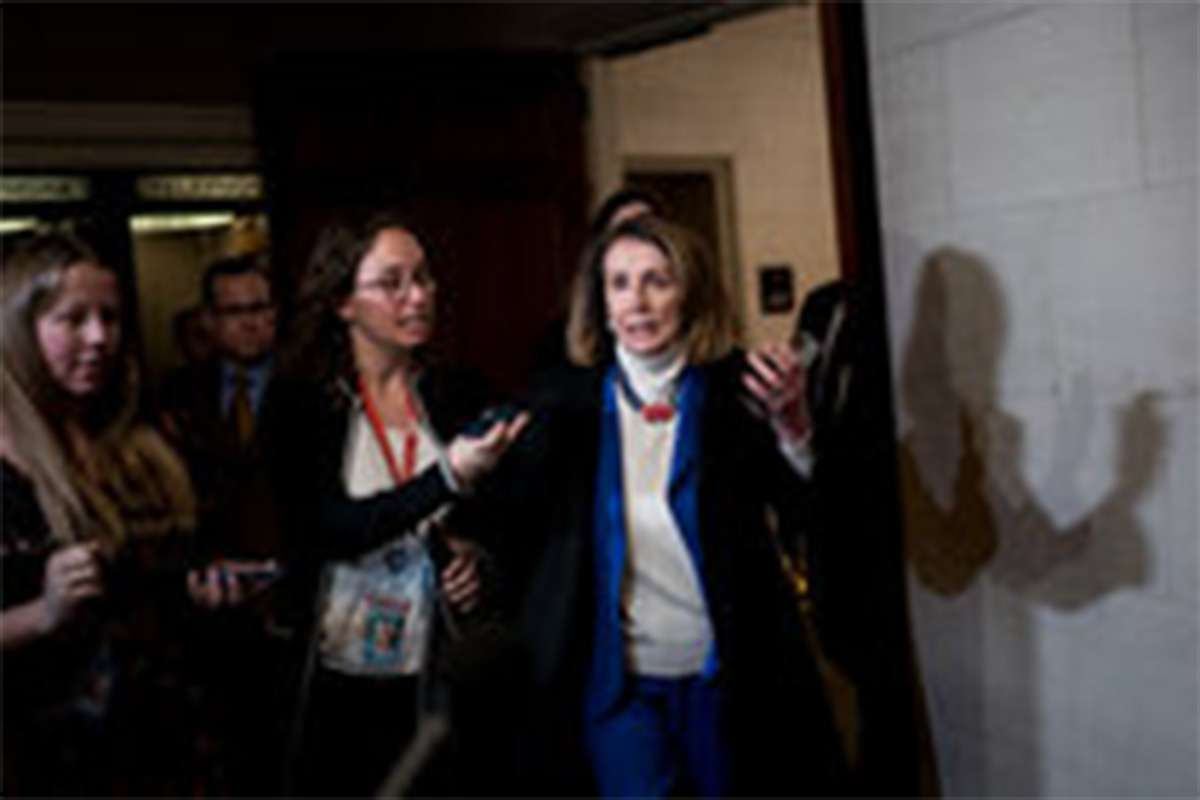 Pelosi's Strategy in Secret Ballot: Allow Her Critics to Let Off Steam