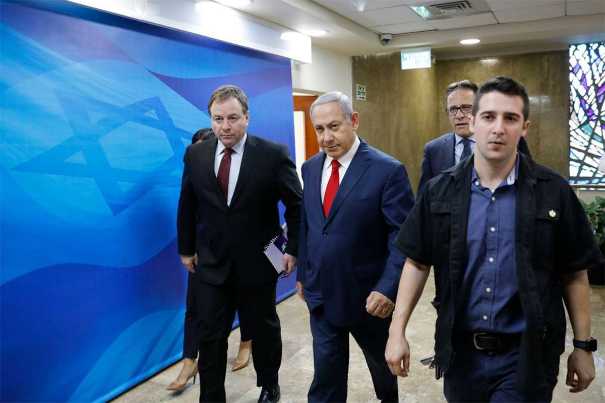 Israeli Police Urge Bribery and Fraud Charges Against Netanyahu. Again.