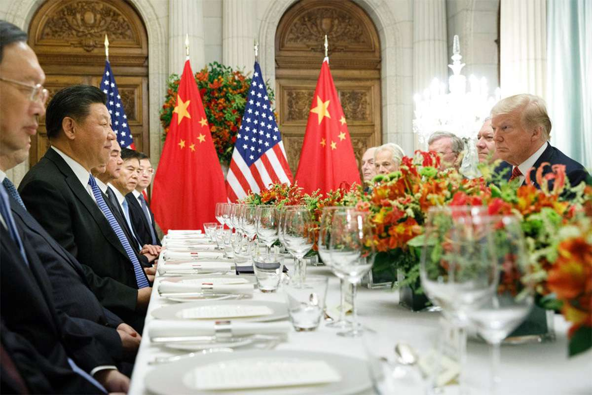 U.S. and China Call Truce in Trade War