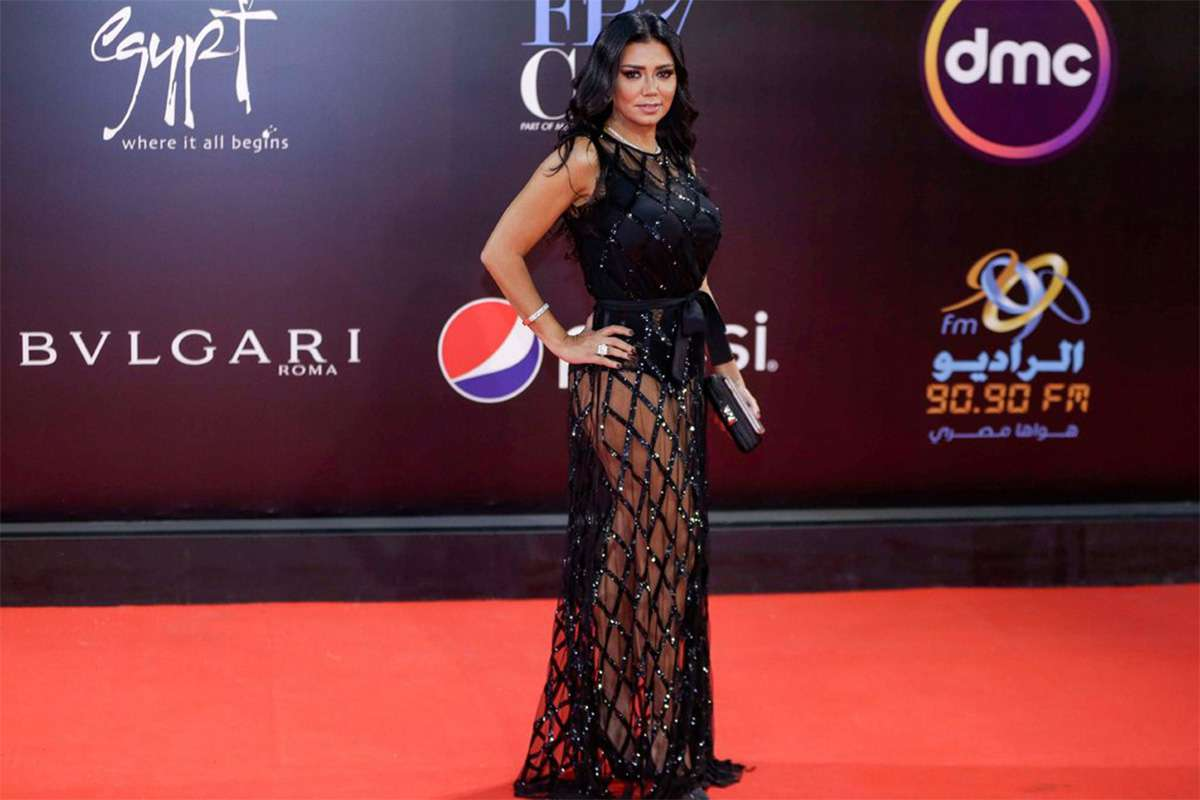 Egyptian Actress Dressed to Impress. She Could Be Jailed for Debauchery.