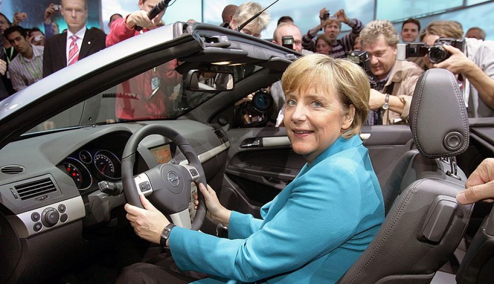 Germany's Iron Lady: Angela Merkel's cautious response to the euro crisis