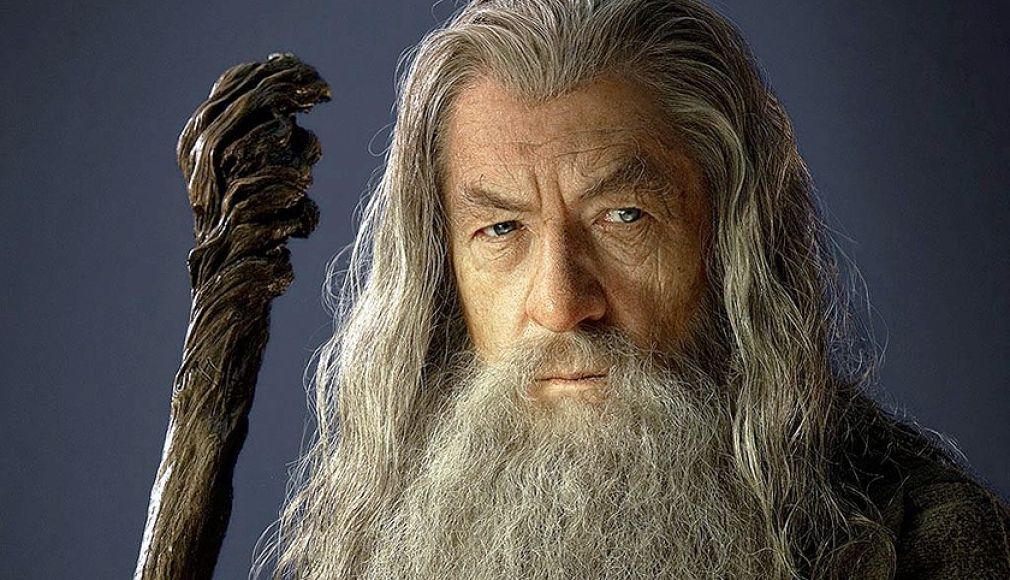 Gandalf in The Hobbit, or, There and Back Again