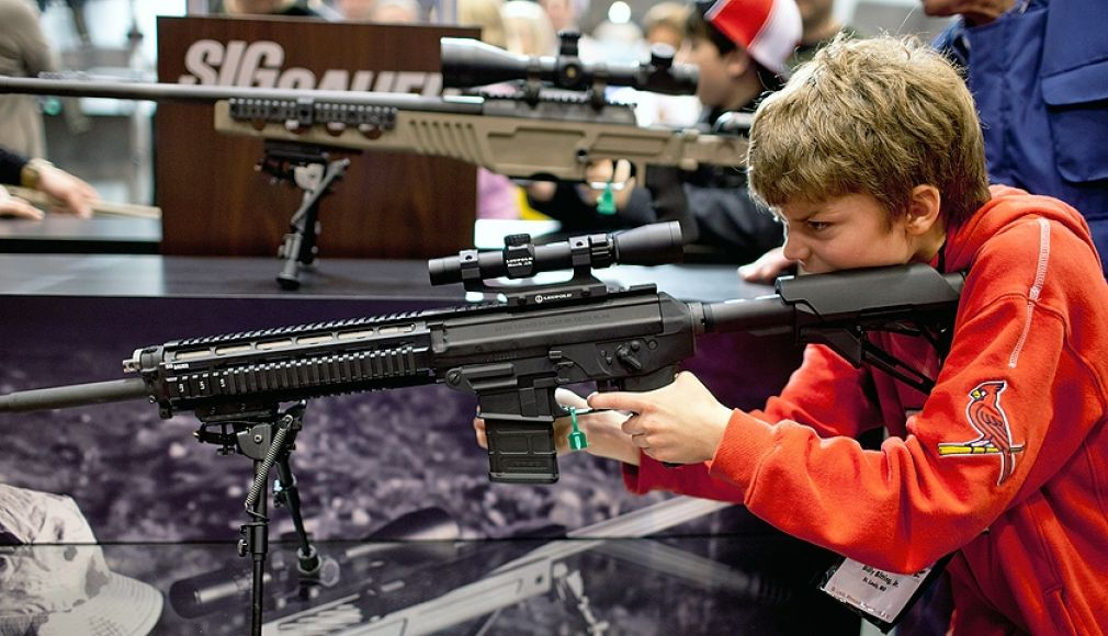 The NRA cashed in three days after Newtown shooting