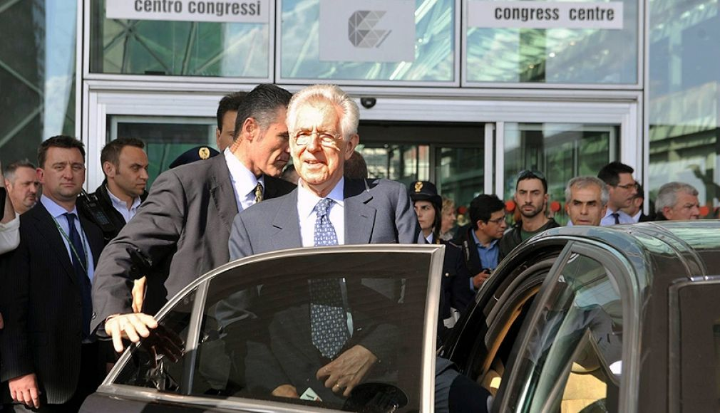 Mario Monti's government upsets traditional parties