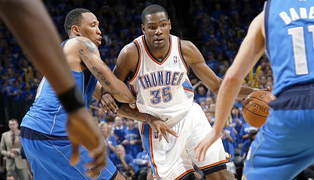 NBA Power Rankings: Kevin Durant has Oklahoma City Thunder-ing along at the top