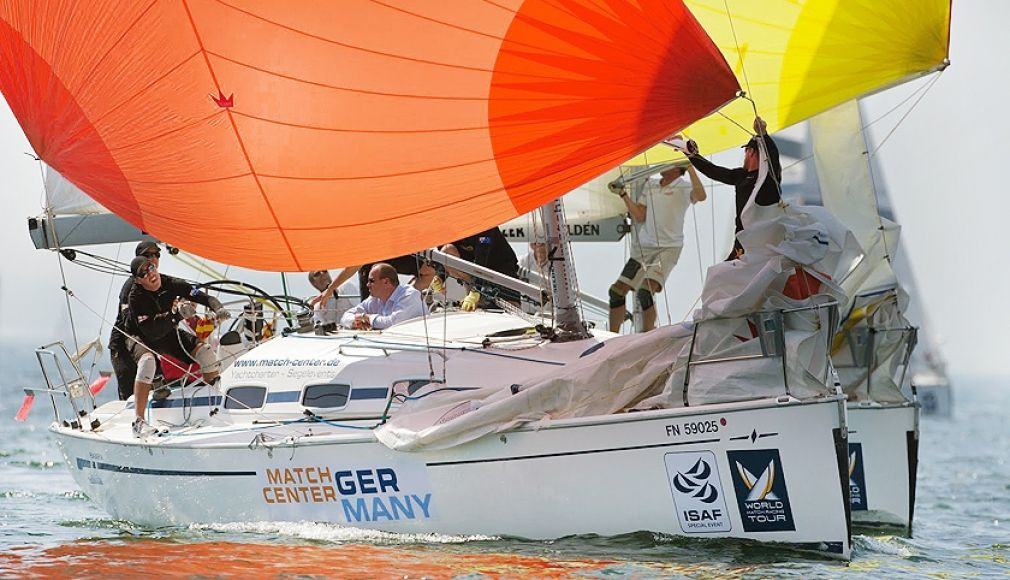 About the internationally renowned sailing event, which is among the ... Yacht Design and the expertise and input of Match Center Germany
