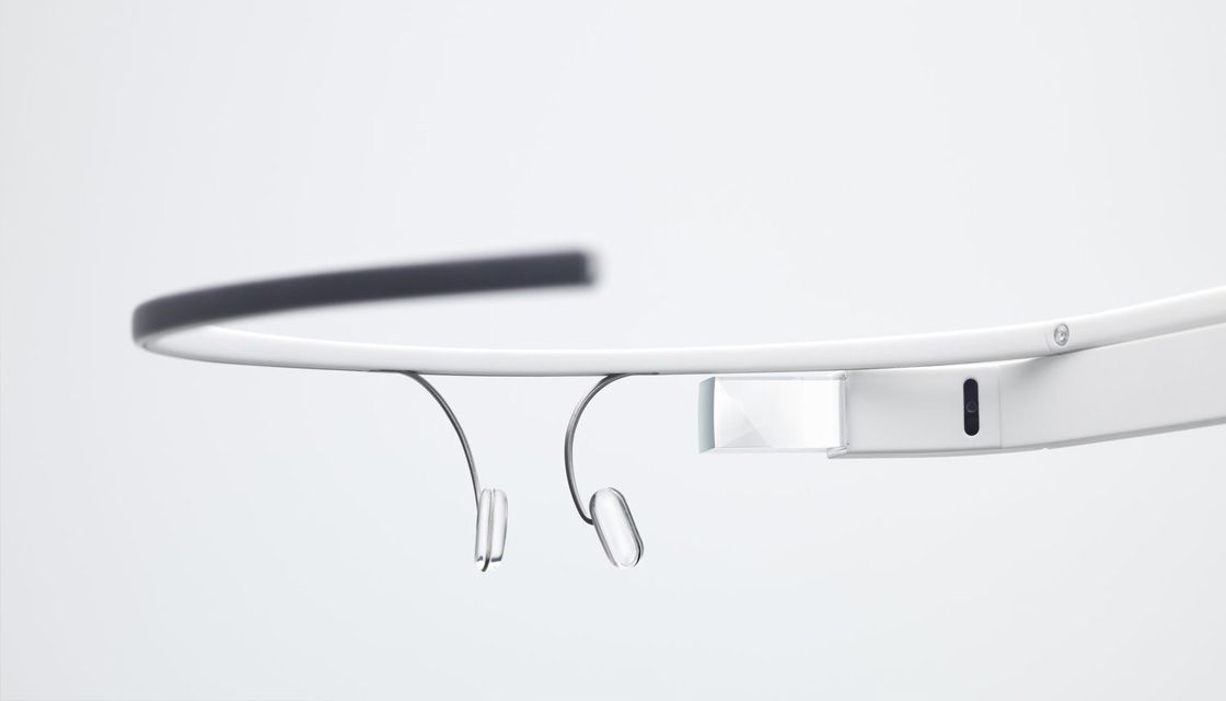 New Google Glasses
