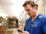 Breakthroughs in mobile-health technology helps Medical Staff