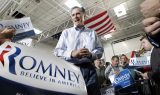 After losing to Obama, what should Mitt Romney do next?