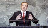 Turkish prime minister Recep Tayyip Erdogan said intercepted plane